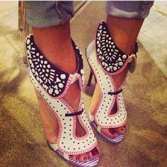 Gorgeous Sophia Webster heels