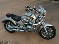 2004 BMW R1200C Montauk - 2030 miles, mint condition