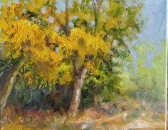 original oil plein air oil on canvas  painting  #PleinAirimpressionistic