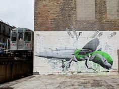 chicago street art - Google Search