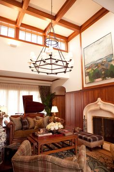 ceiling.  height. from SMWDesign.com