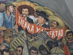 Diego Rivera, his paintings, and murals