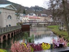 Bad Kissingen, Germany, live there 3 years