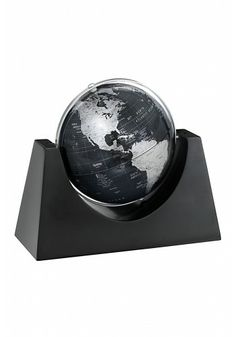 42809 Renaissance (Slate Gray) Desk Globe
