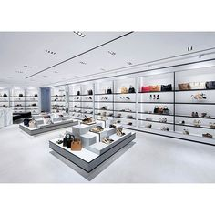 CHARLES & KEITH Visit us at Breeze Center GF Taipei, Taiwan to shop our latest curated selection of bags. Shoe Store Design, Clothing Store Design, Shop Interior Design, Retail Design, Bag Store Display, Window Display Retail, Walk In Closet Design, Store Layout, Boutique Decor