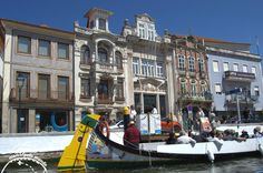 Portugal:  O que ver e fazer em Aveiro