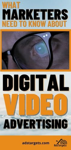If you are a marketer, here's what you need to know about #DigitalVideoAdvertising. Mobile Advertising, Video Advertising, Online Advertising, Email Marketing, Content Marketing, Social Media Marketing, Digital Marketing, Need To Know, Online Business