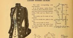 What We Did When The Power Went Out (Sewing In Walden): Ladies' Street Jacket…