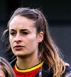 Tessa Wullaert – Vfl Wolfsburg u.a.