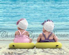 Bathing beauties backside NA