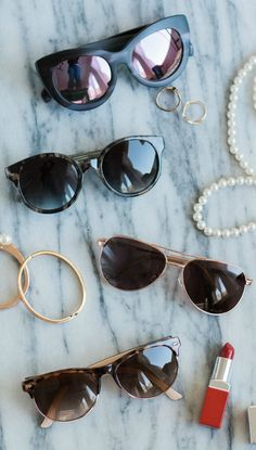 21408675b7 The perfect sunglasses for the season from  fostergrant1929 ! Click through  this pin to see