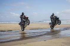 BMW R1200 GS and GSA