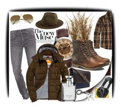 """""""Sir"""" by prettyinjewels ❤ liked on Polyvore featuring FOSSIL, True Religion, Superdry, Caterpillar, Patagonia, Hidesign, Bulgari, Master & Dynamic, Ray-Ban and men's fashion"""