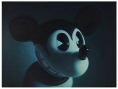 Gottfried Helnwein, 'Mouse VI,' 2006, Collectors Contemporary