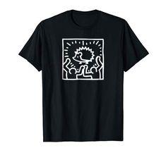 Hedgehog Art, Cute Hedgehog, Kawaii, Amazon, Tees, Modern, Mens Tops, T Shirt, How To Wear