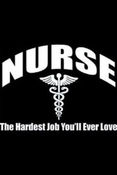 ❤Nurses...like I said...a blessing and a curse!
