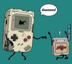 Zombie GameBoy :-)