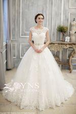 [SAI-BA1605]ウェディングドレス LaVenie Collection ウェディングドレス YNS WEDDING