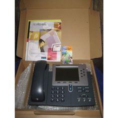 CP-7960G Cisco 7960G IP VoIP Phone Telephone 746320695020 Office Phone, Telephone, Landline Phone, Phone