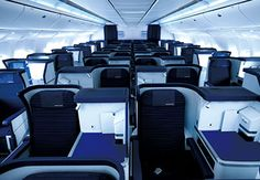 ANA All Nippon Airways - Business Class