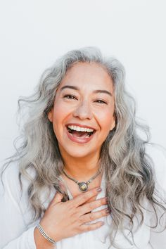 Sustainable Oral Care line made in USA activated charcoal teeth whitening oil pulling biodegradable toothbrush Long Silver Hair, Long White Hair, Activated Charcoal Teeth Whitening, Natural Teeth Whitening, Spearmint Essential Oil, Tea Tree Essential Oil, Grey Hair Model, Tee Tree Oil, Beautiful Mexican Women