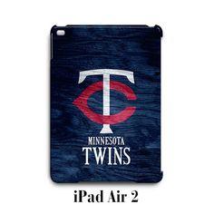 Minnesota Twins Custom iPad Air 2 Case Cover Wrap Around