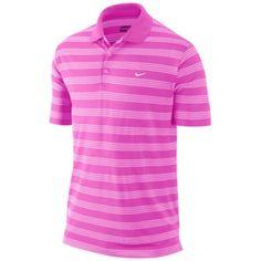 Pink Nike Polo shirt