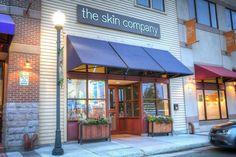 the skin company