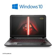 HP Star Wars Special Edition 15-an050nr 15.6-Inch Laptop (Intel Core i5, 6 GB RAM, 1 TB HDD) HP