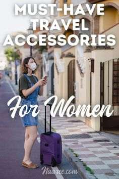 Looking to buy must-have travel accessories for women? You can find packing lists of airport must-haves travel accessories for women, gadgets for travel and more on #SHOPonSHEROES #travel #travelgear #traveltips #travelhacks #travelaccessories #travelessentials