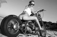 Image result for naked female motorcyclist