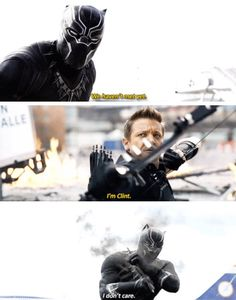 The most realistic introduction that would happen when superheroes meet.