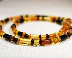 Men And Women Amber Necklace Adult Amber by BalticAmberCity