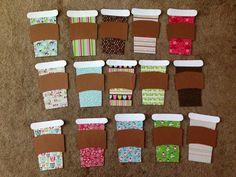 Winter door decs :) latte/coffee cups! Some are Christmas themed  and & Cactus Door Decs | RA Board | Pinterest | Door decs Cacti and Doors Pezcame.Com