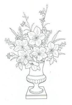 embroidery papper coloring pagescolouringdaffodil