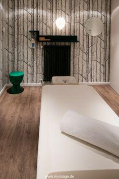 MYSSAGE Spa Interior Massageraum. - www.myssage.de  #spainterior #interior #inneneinrichtung #spa