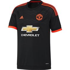 c20f11f28f6 adidas Manchester United Third Jersey 15 16