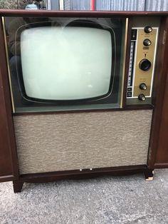 Vintage Tube Television Decca