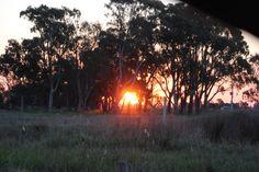 Sunset 30th Aug 2014