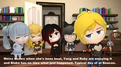 Remember when this used to be the real RWBY?