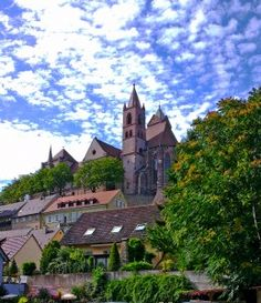 St. Stephansmünster (St. Stephan's Cathedral) - Breisach, Germany