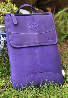 We are proud to announce these beautiful royal purple distressed hides are now available as part of our Custom Program. Let us build the iPad or MacBook Pro case of your dreams! #purplemacbookcase #purpleleather #macbookprocase Custom Ipad Case, Best Ipad, Macbook Pro Case, Purple Leather, Embossed Logo, Custom Leather, Ipad Pro, Messenger Bag, Satchel