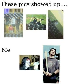 Basically michael in the first pic is me  rn...