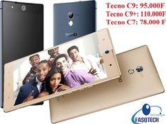 """#GrandePromo #Smartphone_Tecno #Garantie :13 Mois  #Tel : 73737354 / 68686819 / 77777720  Tecno Camon C9 (Ram 2gb, Mémoire 16gb, Écran 5,5"""", Caméra 13MP avec double flash Led) à 95.000 FCFA  Tecno Camon C9+ (Ram 3gb, Mémoire 32gb, Écran 5,5"""", Caméra 13MP avec double flash Led) à 110.000 FCFA  Tecno Camon C7 (Ram 2gb, Mémoire 16gb, Écran 5"""", Caméra 13MP avec double flash Led) à 78.000 FCFA  #Situation_Géographique : Quand vous quittez le siège de Airtel et vous prenez la route qui mène à…"""
