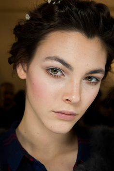 Valentino Spring 2015 Couture - Beauty - Gallery - Style.com