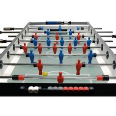 Garlando foosball table.