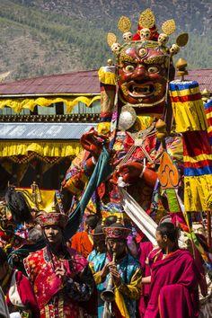 Bhutan Tour Images | Richard IAnson