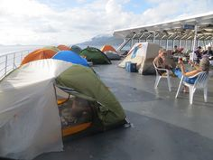 Ferry-camping in Alaska's Inside Passage - The Washington Post