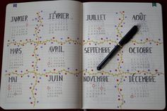 Mon Bullet journal | Sweet Flossy Candy