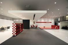 Car Showroom.
